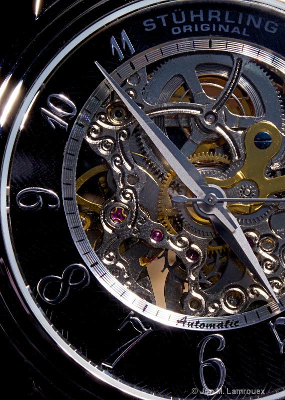 Mechanical Time