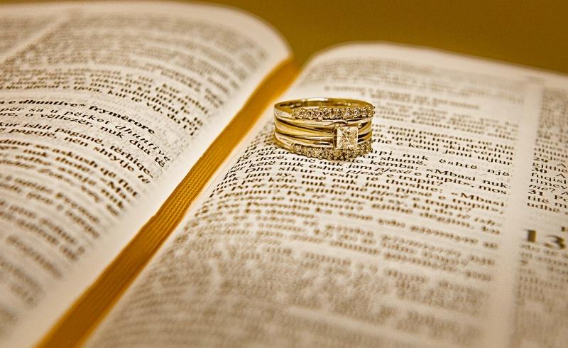 Foust Wedding@@Rings