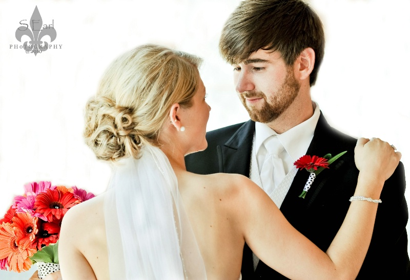 Foust Wedding@@White BG