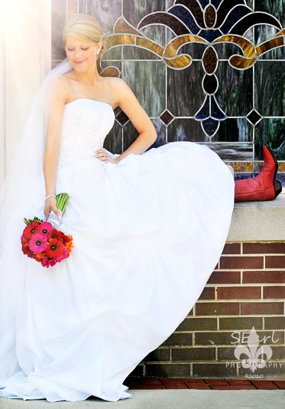 Foust Wedding@@Mary Beth