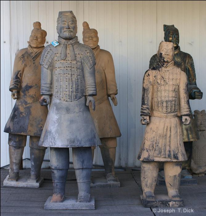 terracotta warriors  1