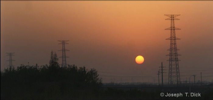 # 499 chinese sunset
