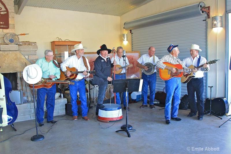 Borderline Singers from Del Rio, Texas