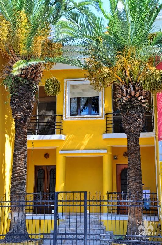 Costal Town@@Saranda, Albania