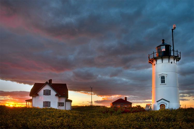 Race Point Light House