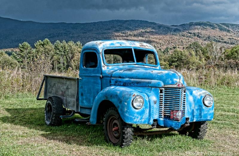 Cider Mill Truck