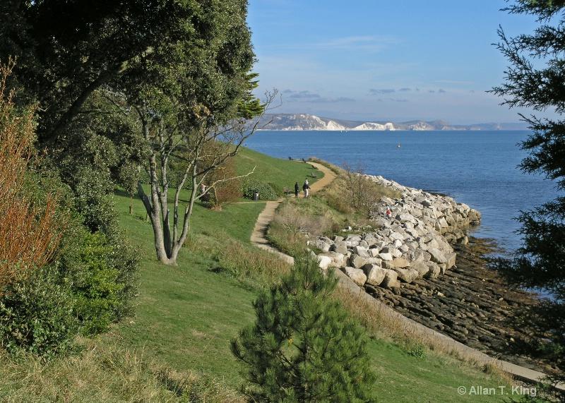 Nothe Coastal Footpath