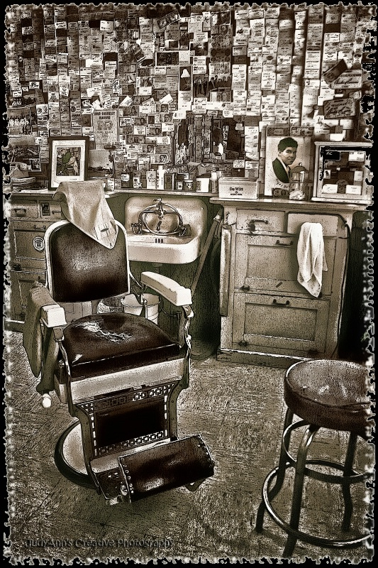 Angel's Barber Shop