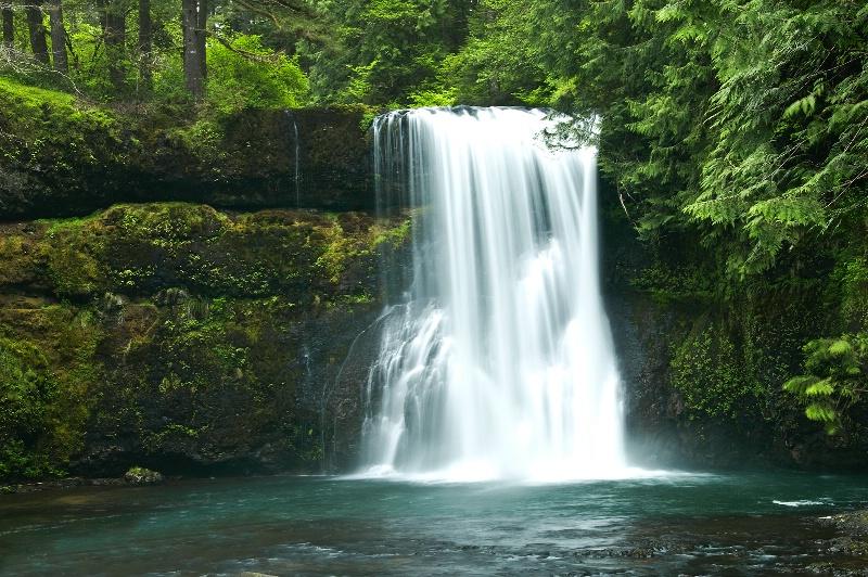 North Upper Falls