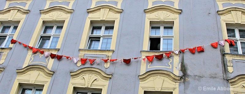 Wash day in Passau
