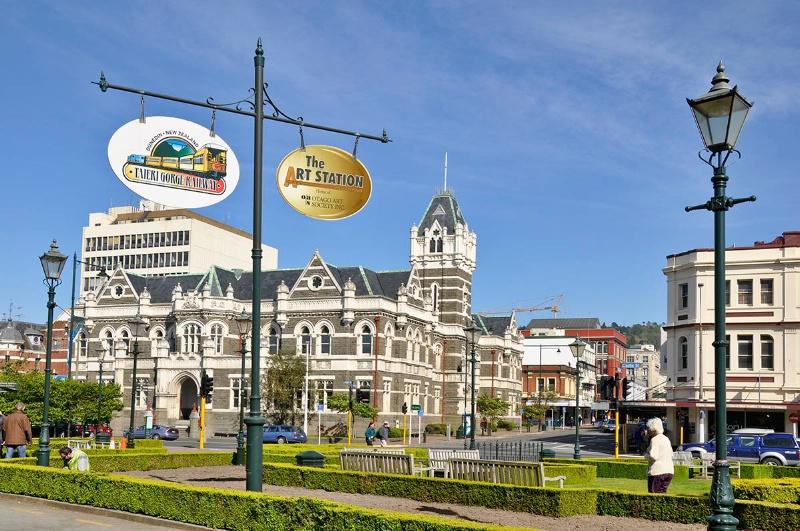 Downtown Dunedin