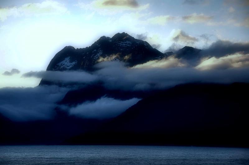 Fjordland Early Light