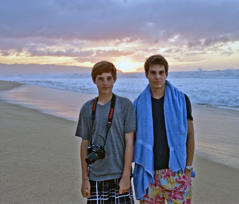Gabriel and Alexander