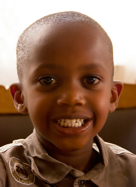 Kenyan Smile