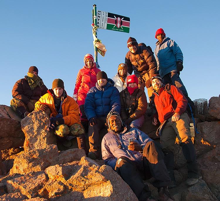 Kenya Summit