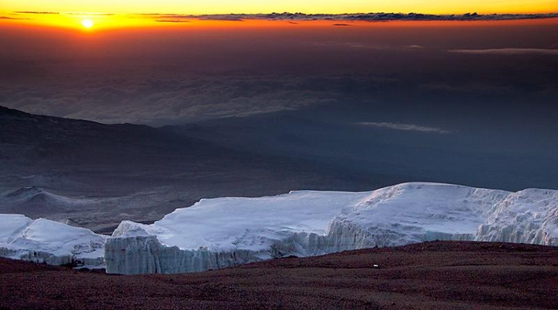 Glaciers on Killi