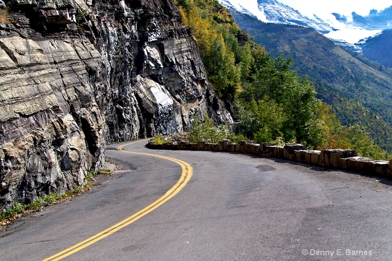 Road to the Sun, Glacier NP