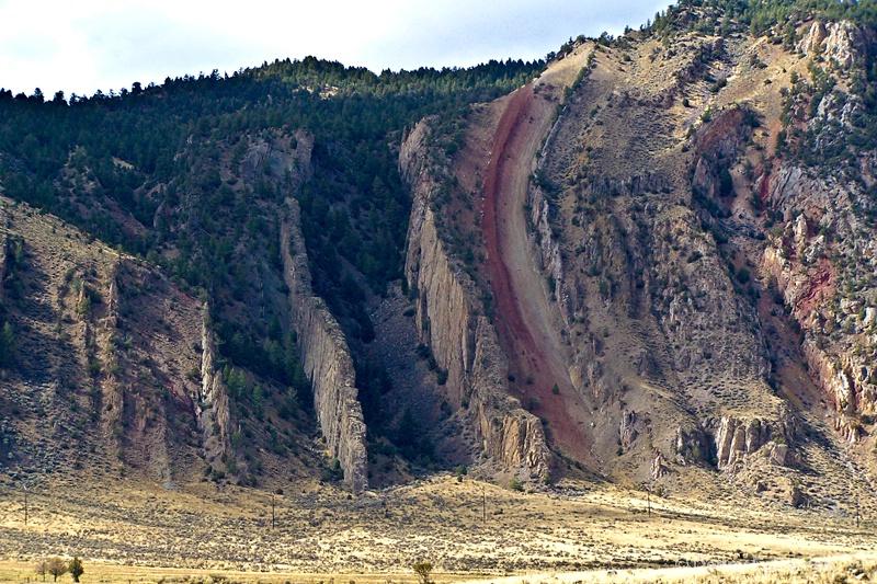 Devil's Slide, MT