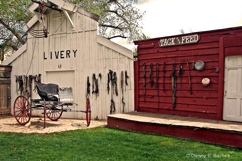 Movie Set, Kanab_Utah