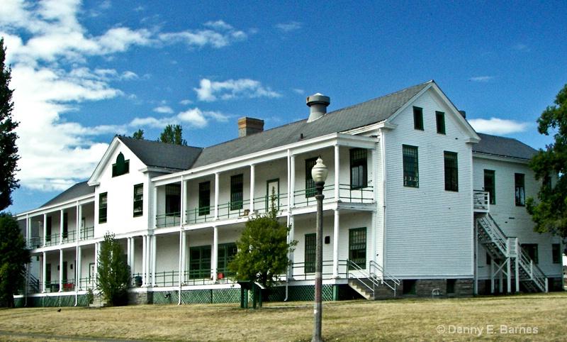 Fort Townsend Barracks, WA