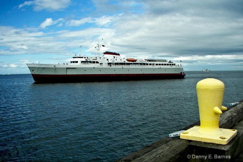 COHO Ferry, Port Angeles, WA