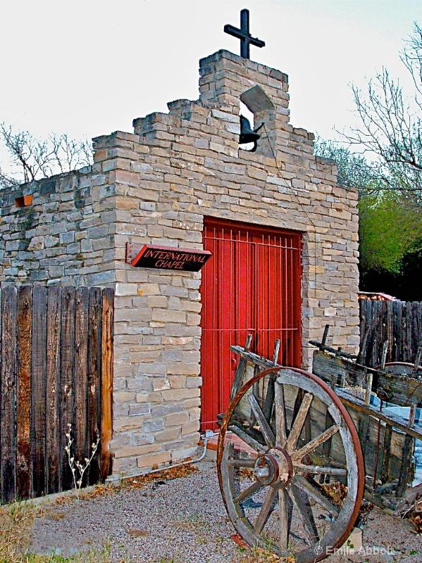 International Chapel, Del Rio, Texas