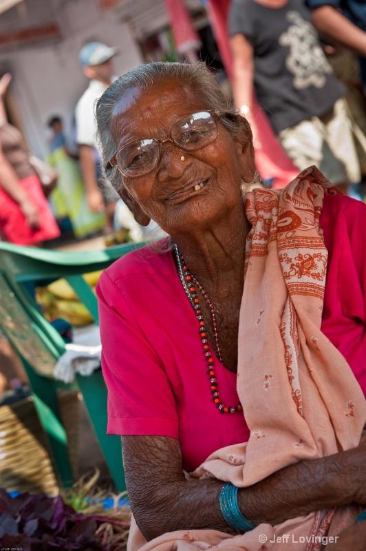 Mapusa Market, Goa, India