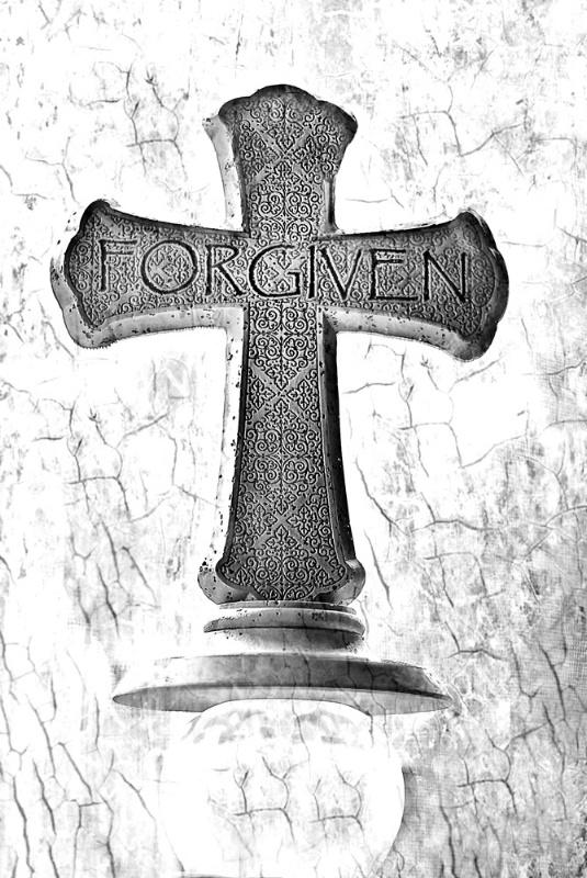 Forgiven in Black & White
