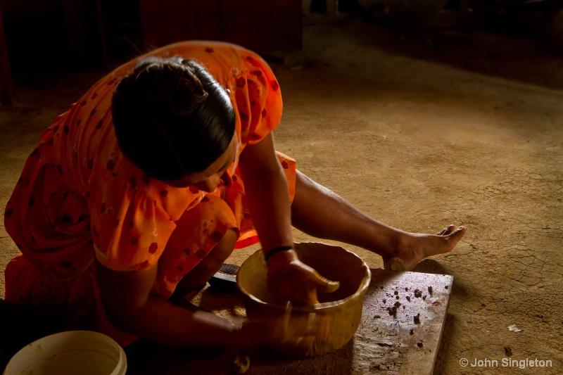 Mayan Potter