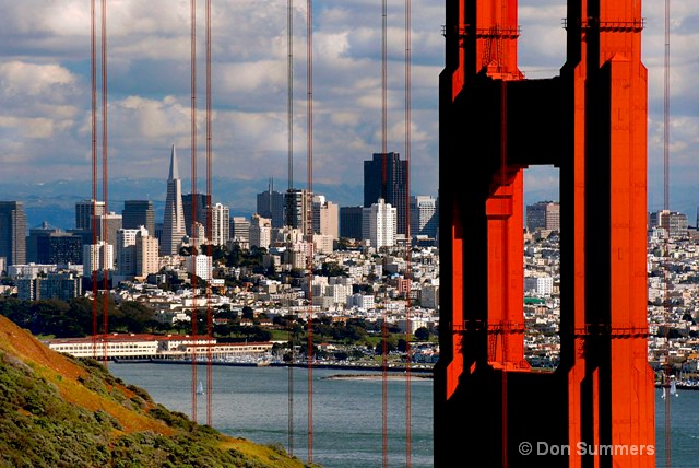 San Francisco and The North Tower