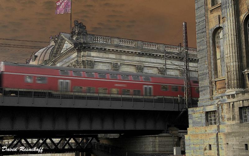 The Train Berlin 2011