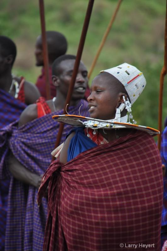 Tanzania- Masai Tribe