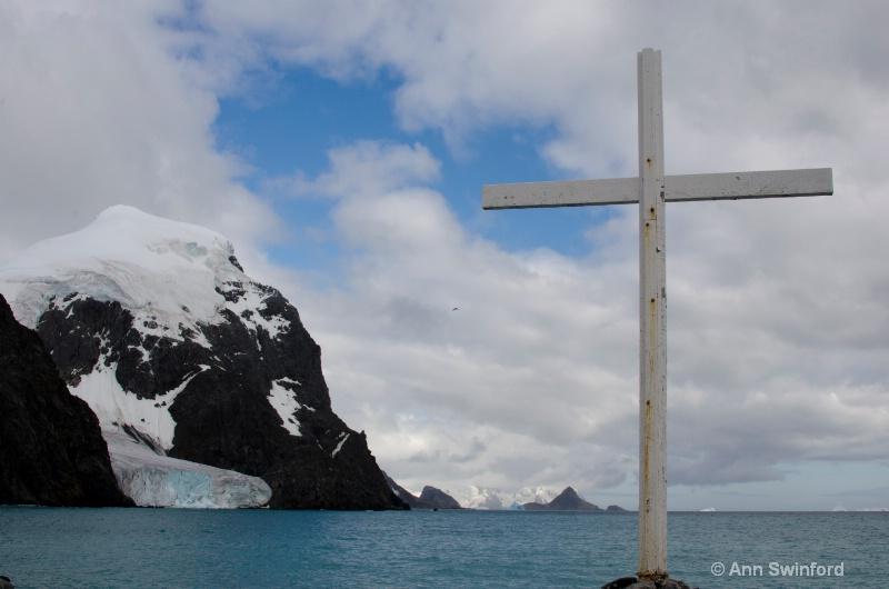 Argentina Antarctic Cemetery