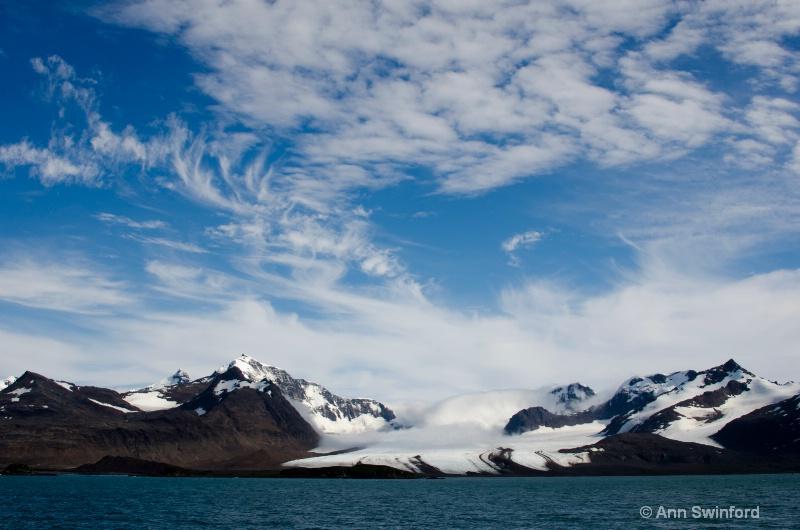 Saisbury Glacier 1