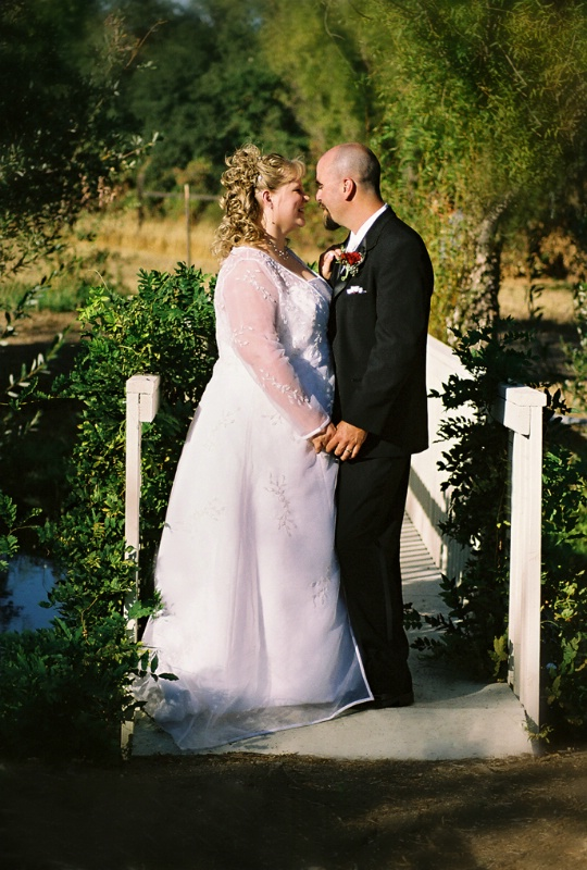 My First Wedding Shoot 6/1/02