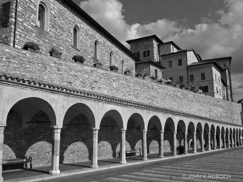 REPEATING ARCHES