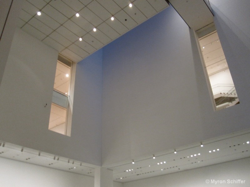 Architetural Detail at MoMA, NYC, No. 3985