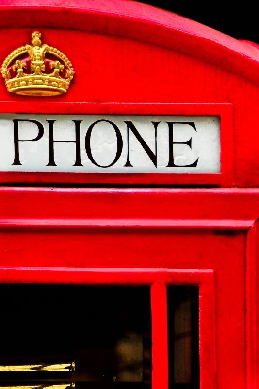 The Phone Booth@@Savannah, Georgia