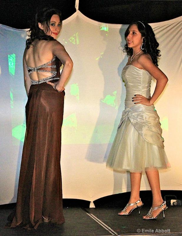 Flor Villagram & Paulina Escamilla