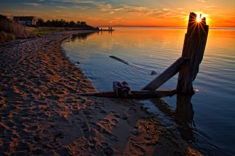 Great South Bay Sunset Shoot