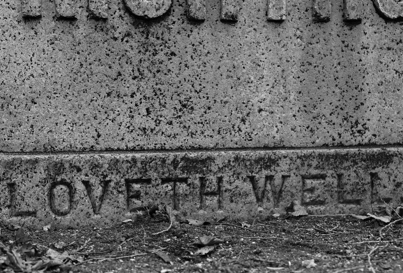 Etched in Stone