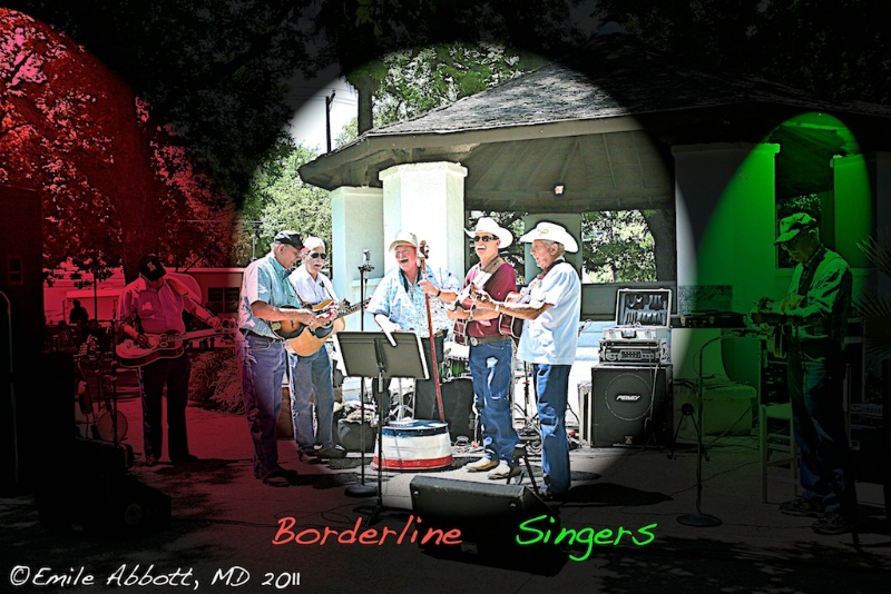 The Borderline Singers