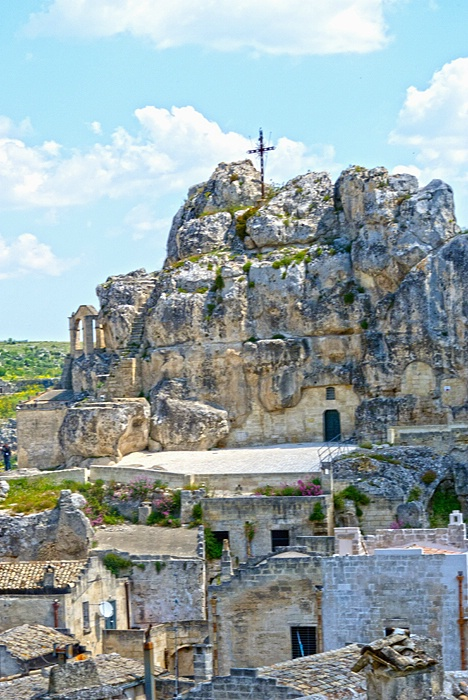 Santa Maria of Idris, a Medieval Cave Church