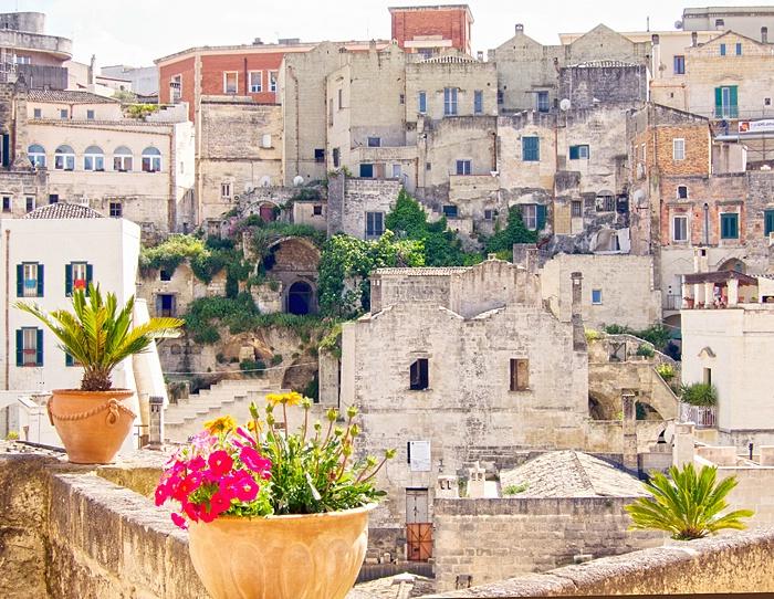 View from Balcony at Locanda de St. Martino