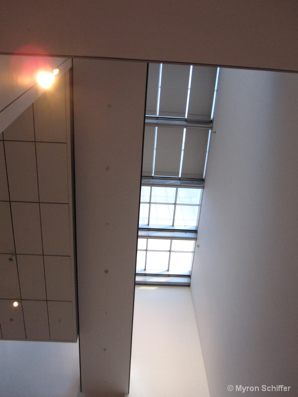 Architetural Detail at MoMA, NYC, No. 4097