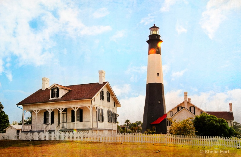 Tybee Island Lighthouse@After
