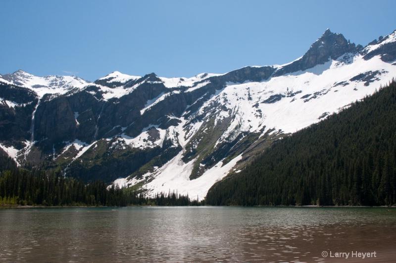 Glacier National Park- Avalanche Lake