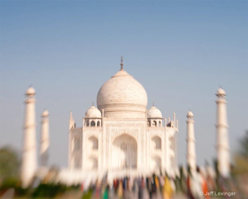 Taj Mahal Impression