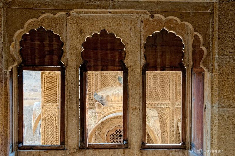 Haveli, Rajasthan, India
