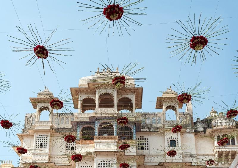 Celebration Decorations, Rajasthan, India